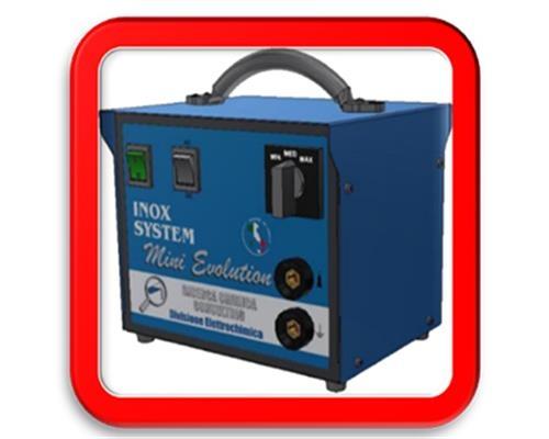 改进型便携式金属表面电解处理系统