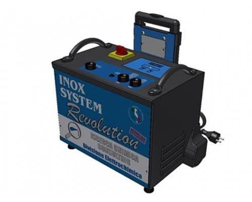 革新型便携式金属表面电解处理系统